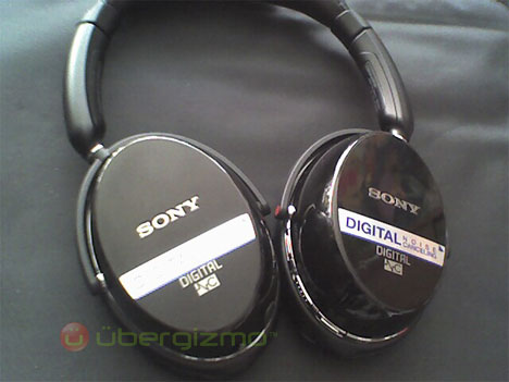 Sony MDR-NC500D Review