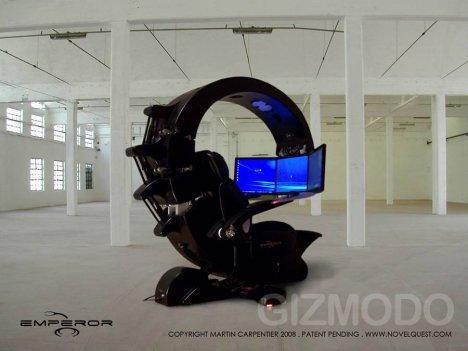 Emperor Workstation Mod