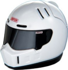 Simpson Motorcycle Helmet Mouse