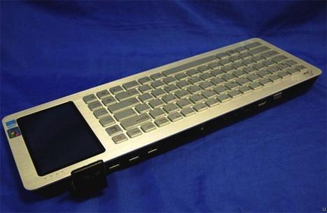 FCC reveals Eee Keyboard specifications