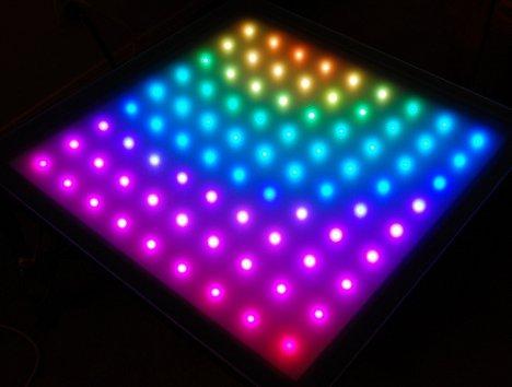 RGB Coffee Table