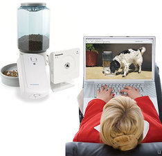 Remote Pet Feeding Viewing Camera Kit