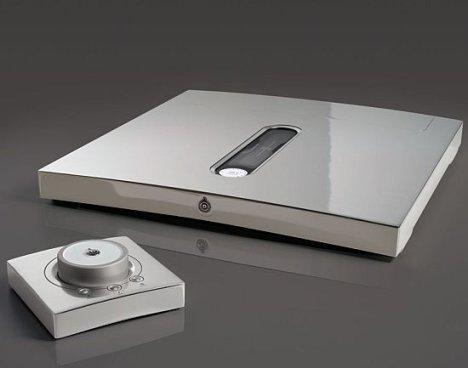 Luxurious Devialet D-Premier Amplifier