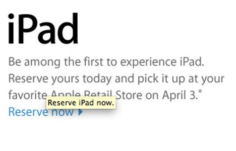 iPad To Be Available Internationally On April 24th?