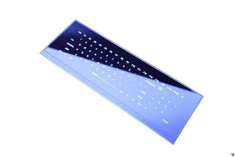 Minebea Cool Leaf keyboard