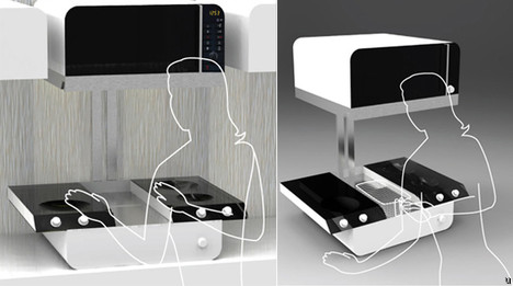Catalyst all-in-one cooking solution concept