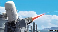 Raytheon anti-aircraft laser showcased
