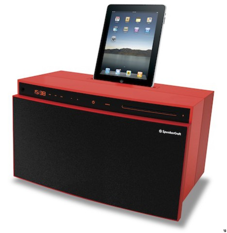 FloBox, FloBox Mini and Vital amp will come with an iPad dock