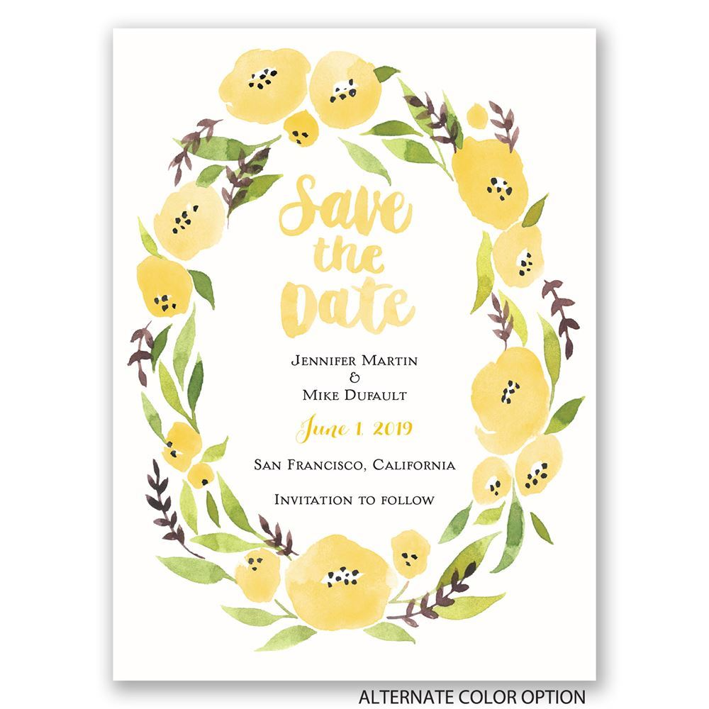 Cheap Postcard Invitations