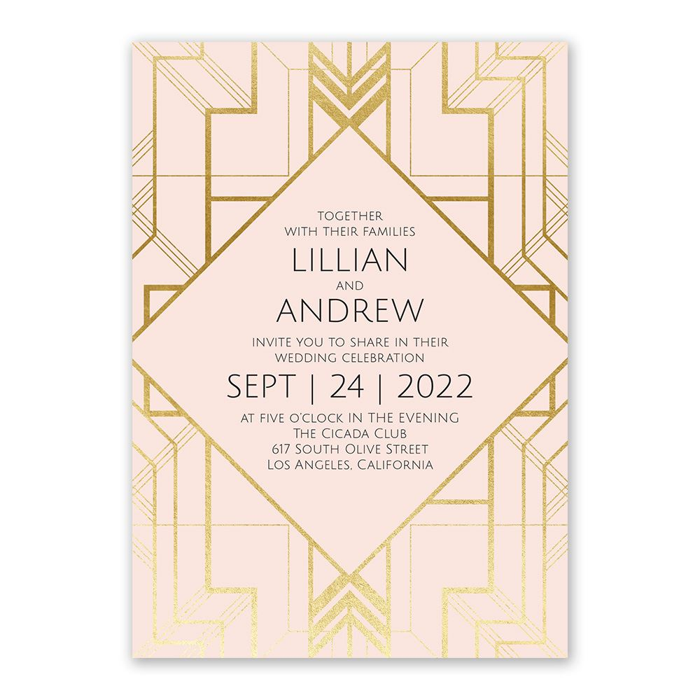 Modern Save Date Postcards