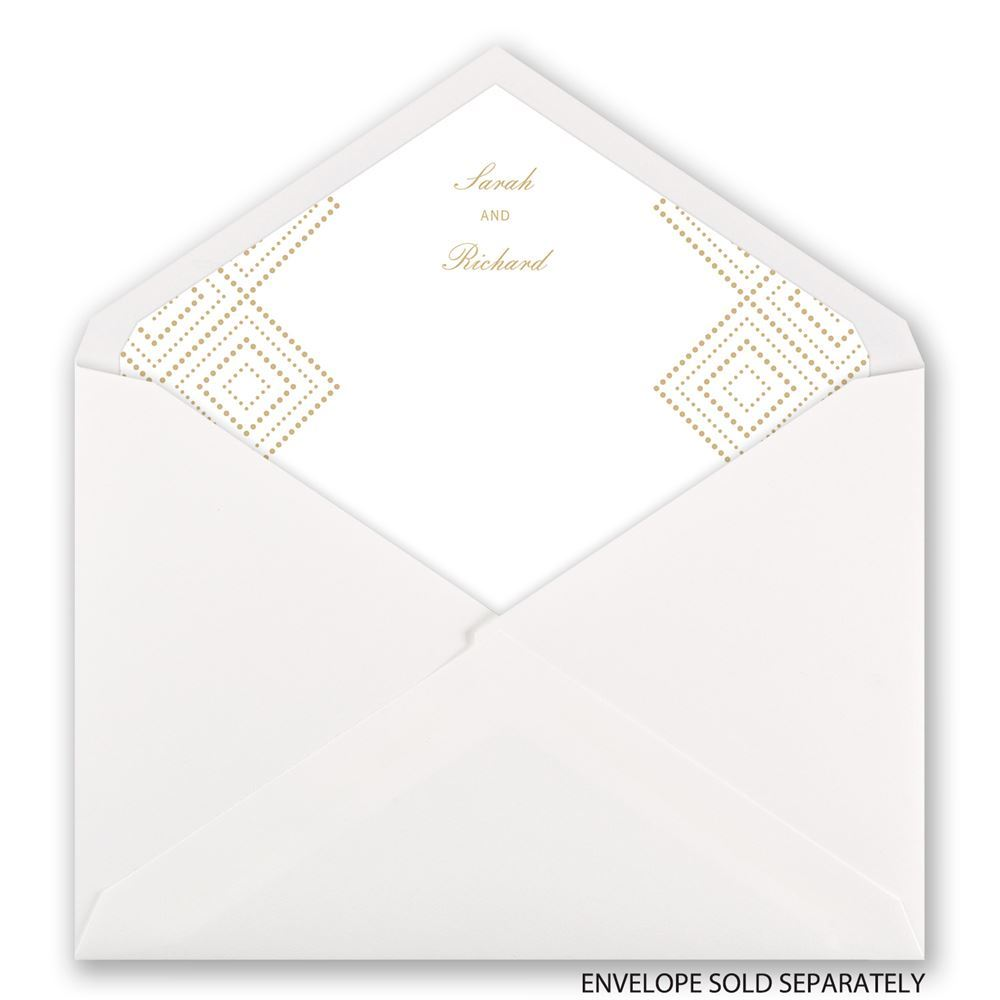 Modern Wedding Invitation Wording
