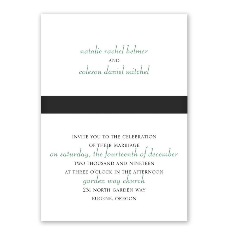 You Are Invited To Celebrate The Wedding Of   Inviview.co