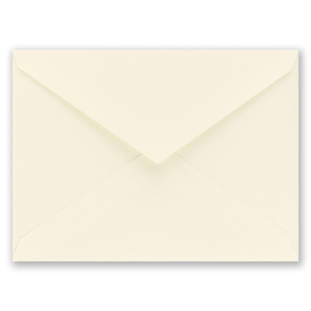 Ecru Outer Envelope 4 34 X 6 12 Invitations By Dawn