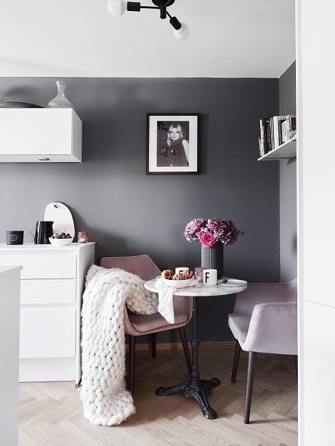 Wandfarbe in der Küche: Die besten Tipps & schönsten Ideen ...