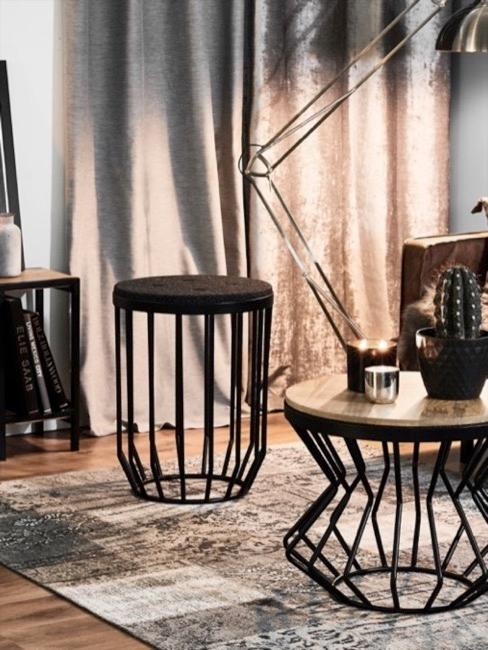 comment adopter le style industriel