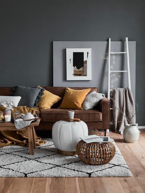 5 combinaisons de couleur avec le gris