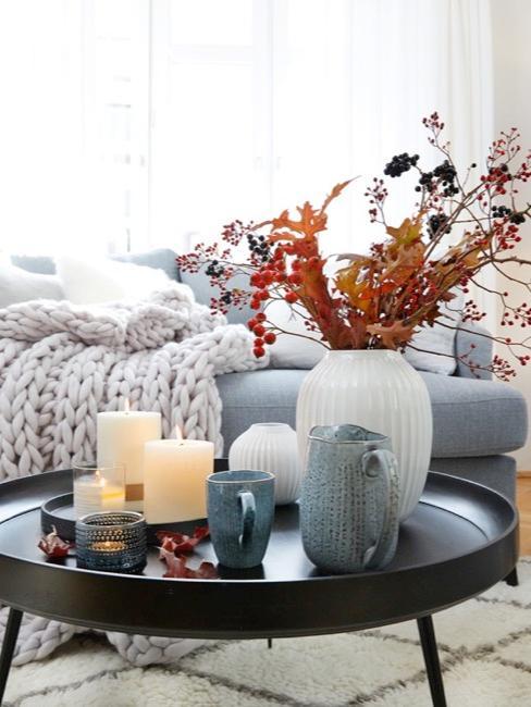 decoration d automne idees et