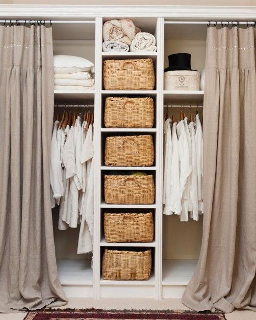 Cómo organizar tu armario o vestidor