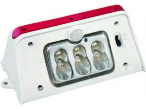 Accessories Electrical Components  888  831 5267 from Van Boxtel RV     6 LED Solar Light Plus Motion and Dawn Dark Sensor