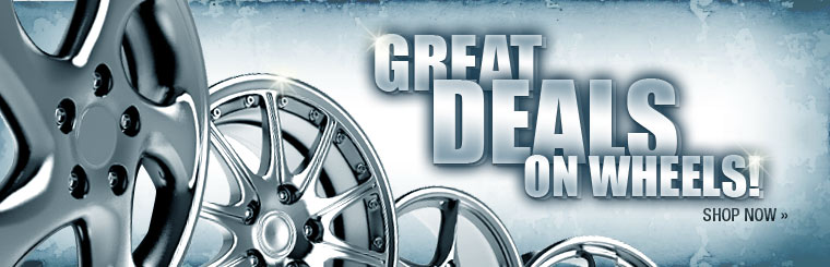 Cains Tire   Tires  Michelin      BFGoodrich      Uniroyal      Pirelli     We have great deals on wheels  Click here to shop now