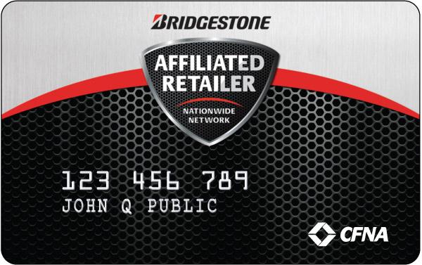 bridgestone affiliated retailer