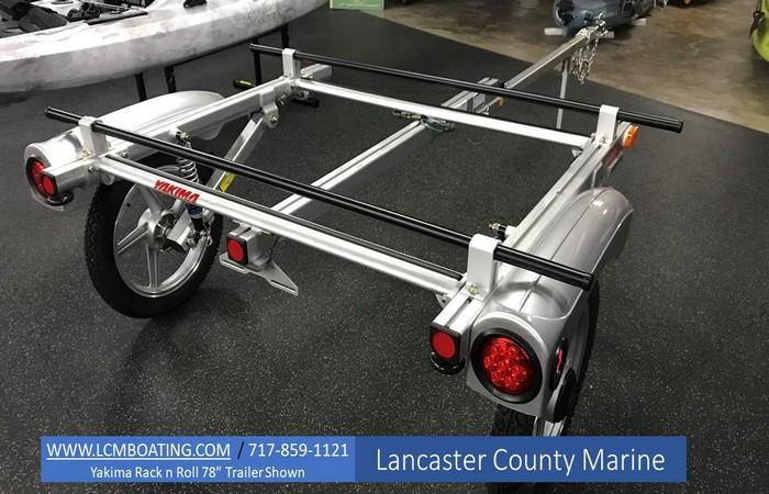 yakima rack and roll 66 kayak trailer