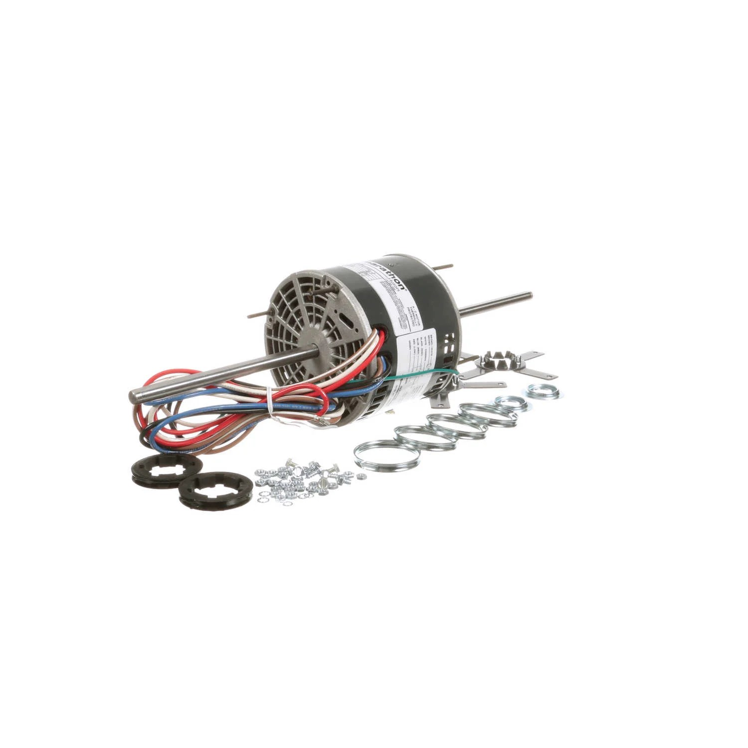 0 33 Hp 3 Speed Fan And Blower Hvac R Motor 1 Phase