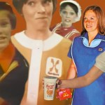 Fast Food Uniforms Were Far More Funky And Colorful Back In The 1970s