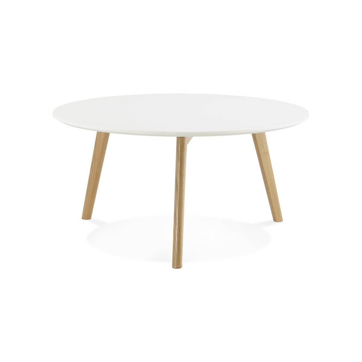 tarot scandinavian coffee table in wood