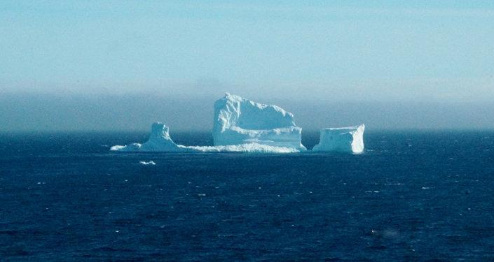 Iceberg (imagen referencial)