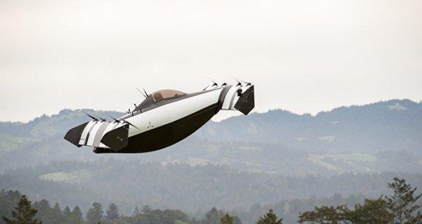 BlackFly, el  vehículo volador eléctrico de la empresa canadiense OPENER
