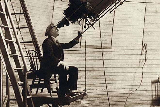 Percival Lowell, astrónomo que en 1906 introdujo el término'Planeta X' para denominar al hipotético cuerpo que influye en la órbita de los planetas exteriores