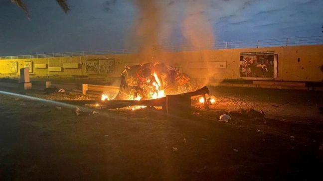 Consecuencias del ataque aéreo de EEUU que mató a Qasem Soleimani