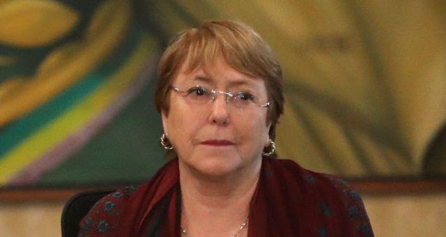 Michelle Bachelet, Alta Comisionada de la ONU para los DDHH