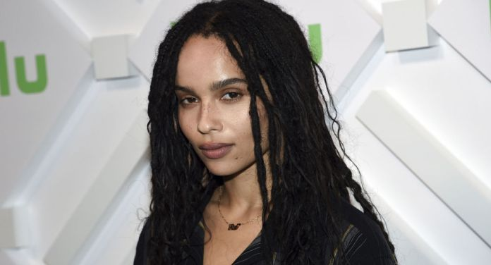 Zoe Kravitz Will Be The New Catwoman And So The Networks