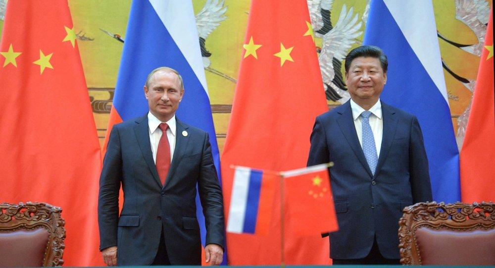 Resultado de imagen para China y Rusia