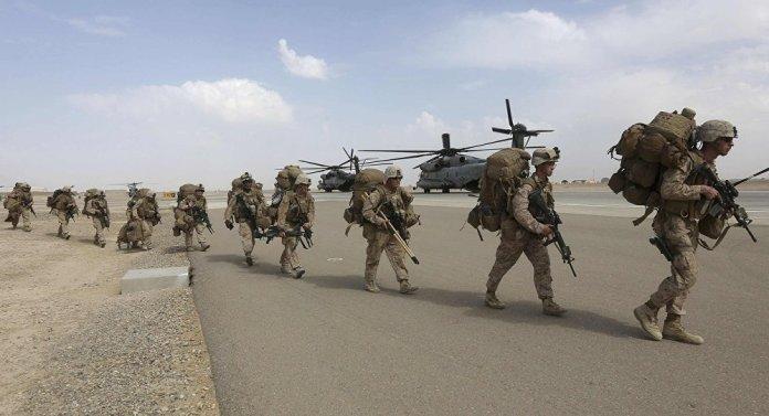 Resultado de imagen para tropas estadounidenses
