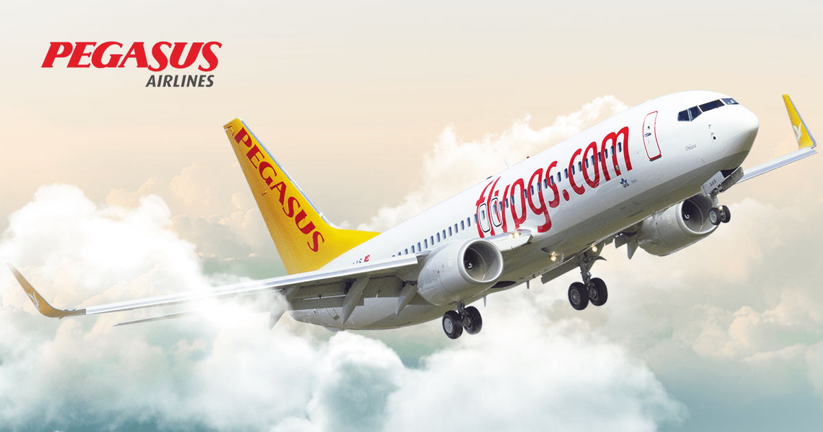 Top 10 World's Cheapest Airlines 2017: Pegasus Airlines