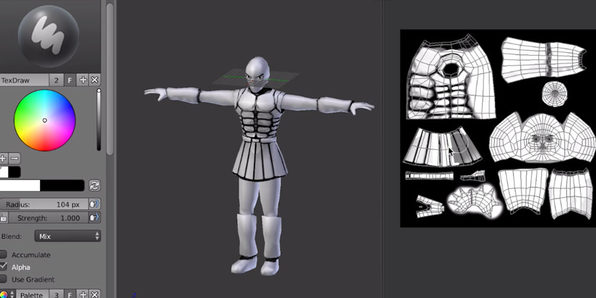 """Build """"The Legend of Zenda"""" Game in Unity3D and Blender - Product Image"""