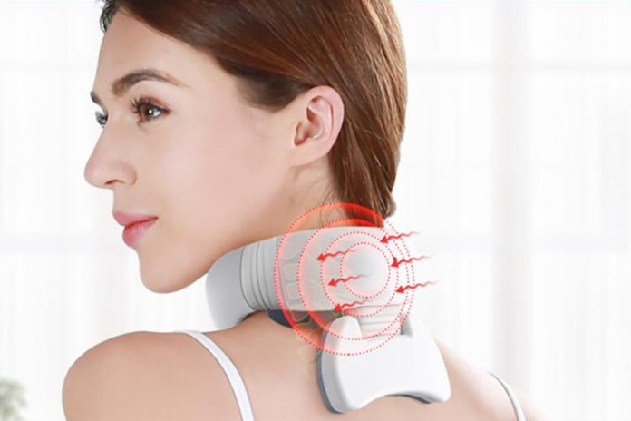 Shoulder & Neck Massager, on sale for $50.36 when you use coupon code BFSAVE20 at checkout