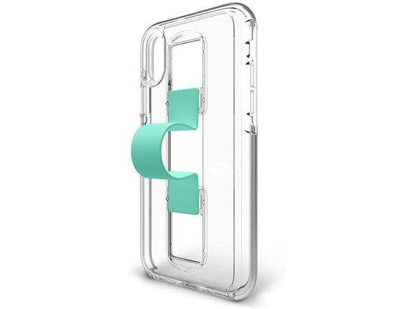 BodyGuardz iPhone X/XS Slidevue Case with Collapsible ...