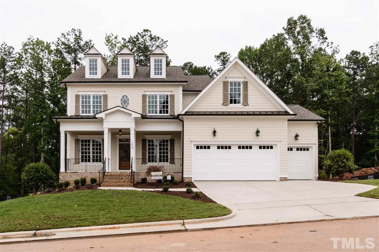 Homes In Raleigh Site Map 7413 HAYWOOD OAKS DRIVE #7