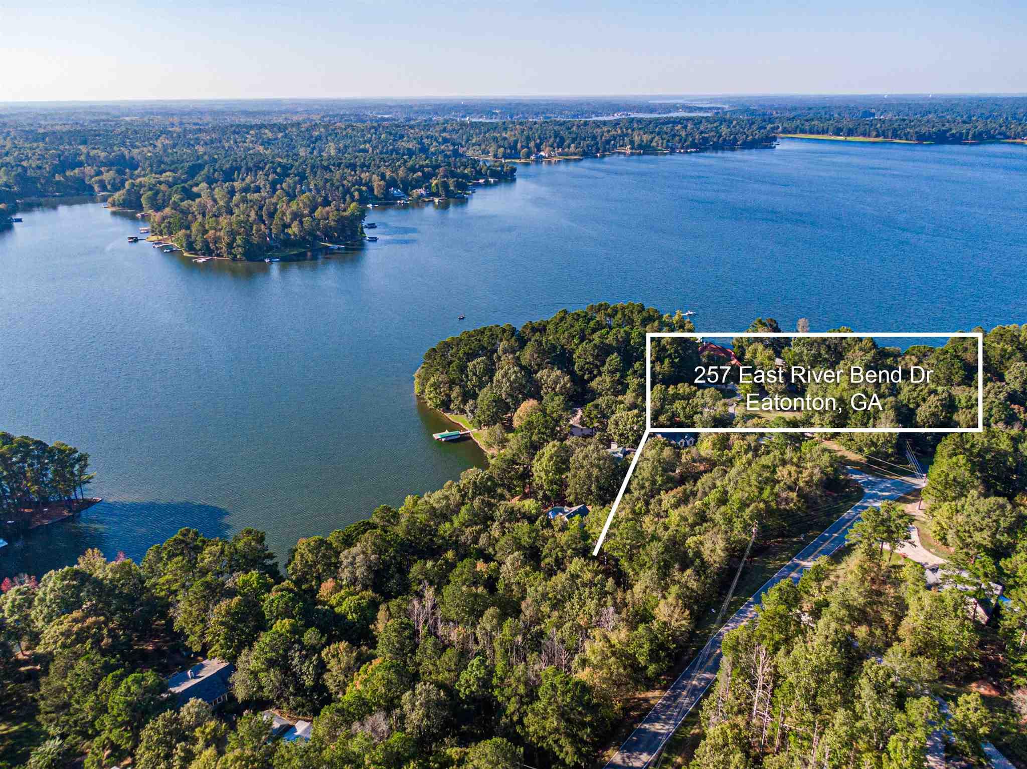 Property for sale at 257 E RIVER BEND DRIVE, Eatonton,  Georgia 31024