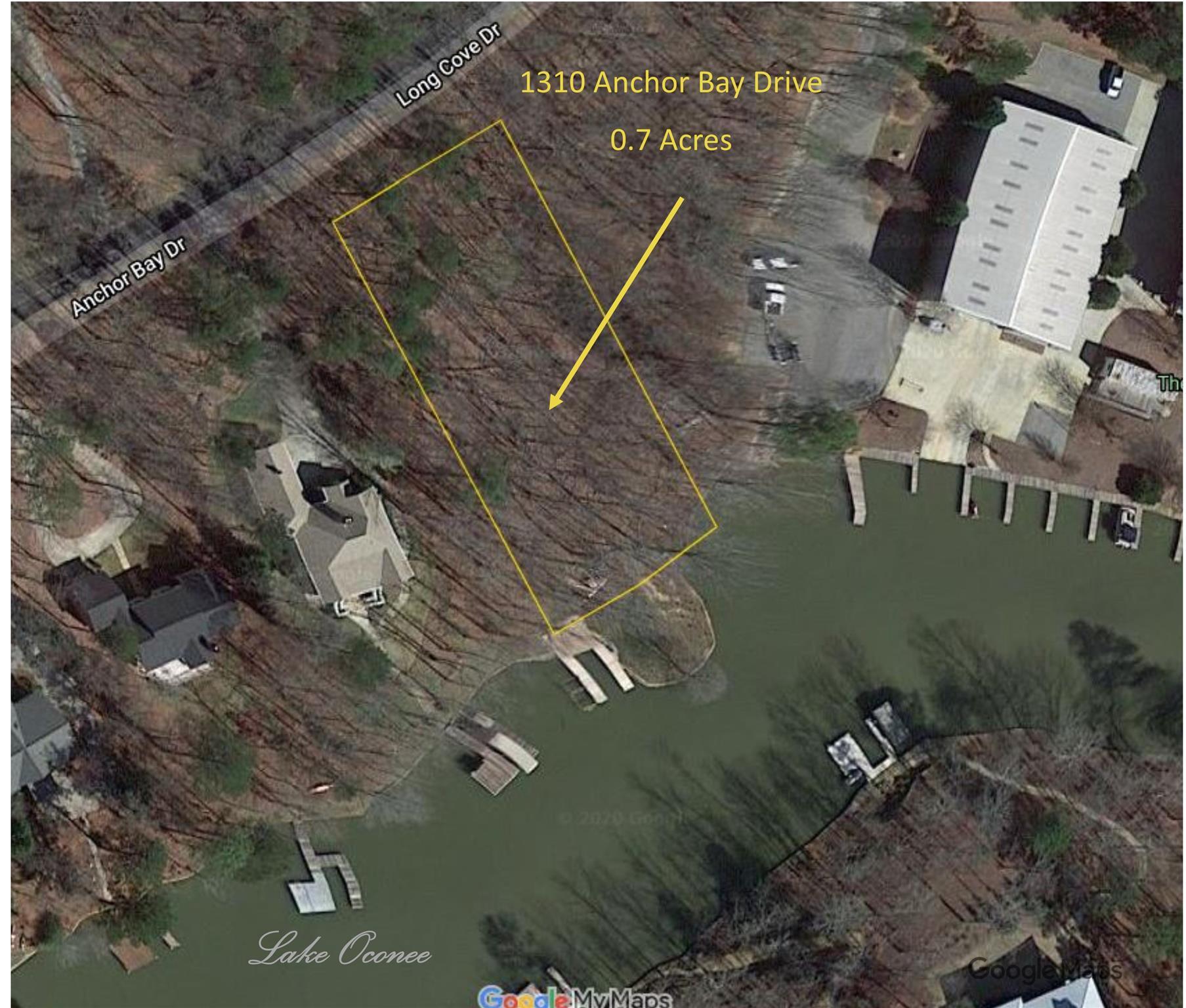 Property for sale at 1310 ANCHOR BAY DRIVE, Greensboro,  Georgia 30642