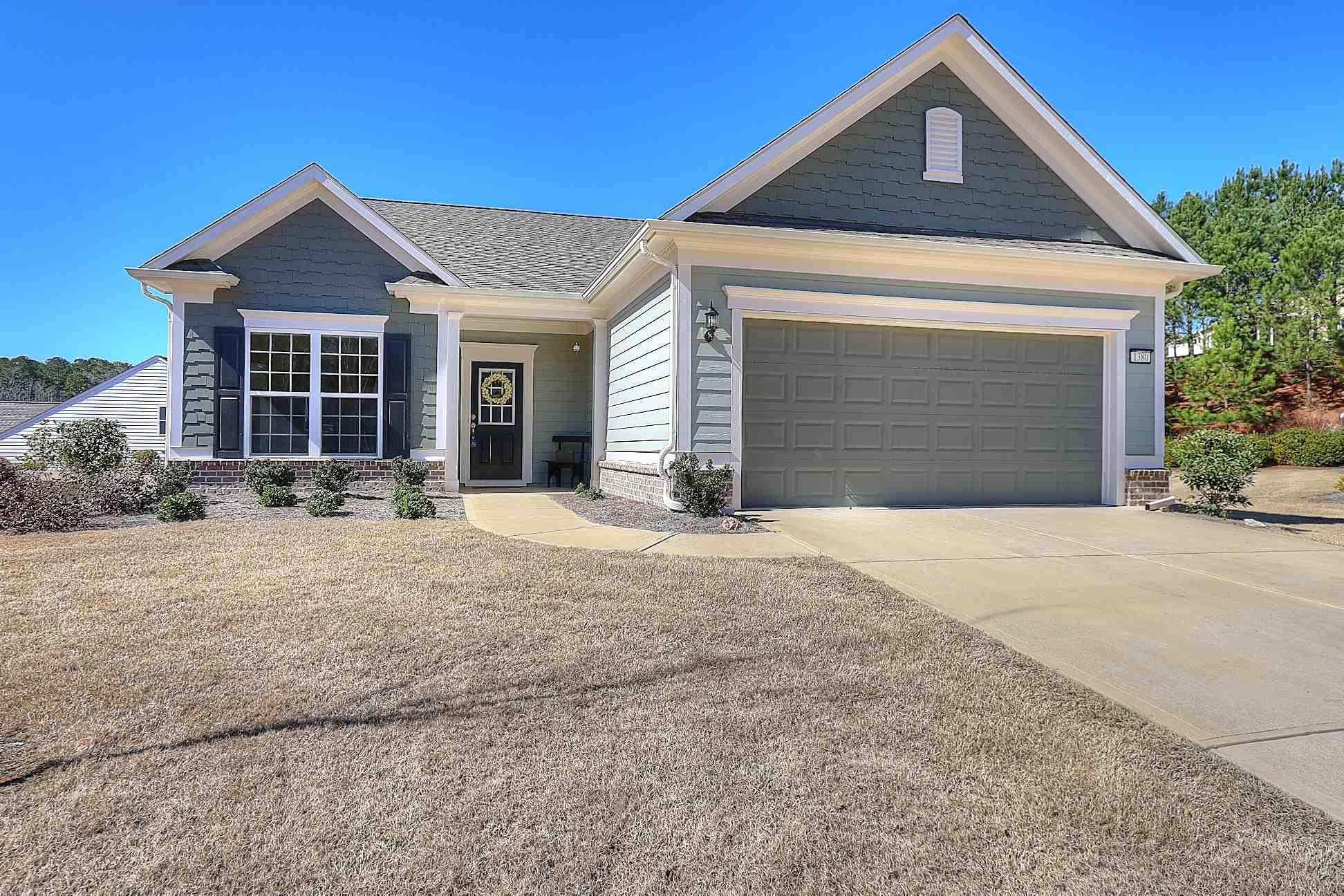 Property for sale at 1380 CROOKED CREEK ROAD, Greensboro,  Georgia 30642