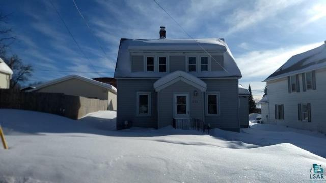 Property for sale at 216 Garfield St, Eveleth,  MN 55734