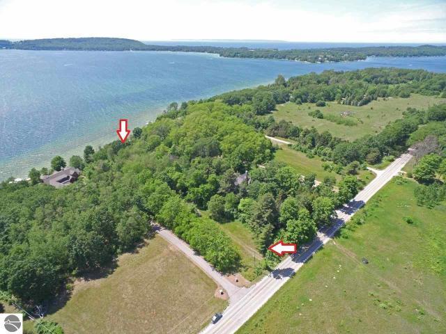 Property for sale at Parcel 3 N Lake Leelanau Drive, Lake Leelanau,  MI 49653