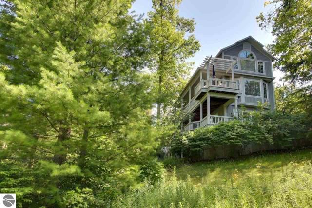 Property for sale at 18 Brook Hill Cottages, Glen Arbor,  MI 49636