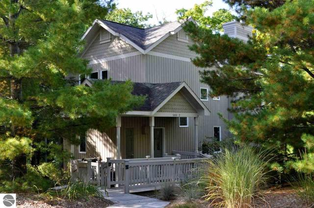 Property for sale at 9 Brook Hill Cottages, Glen Arbor,  MI 49636