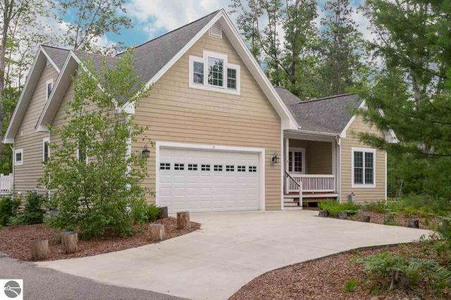 Property for sale at 13 Twisted Oak, Glen Arbor,  MI 49636